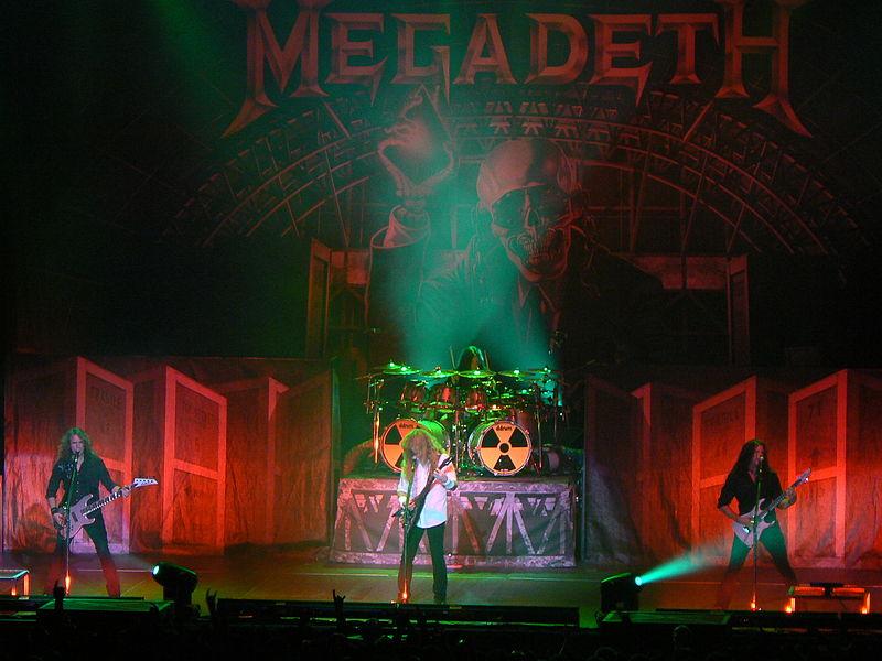 Let's Rock – Megadeth – Youthanasia (Octobre 1994)