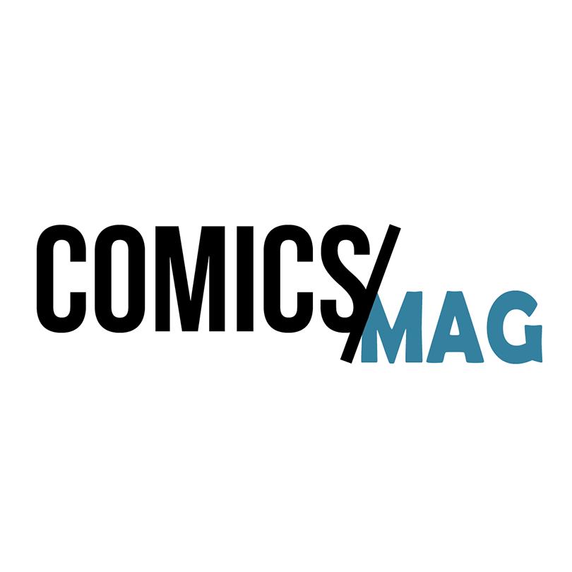 Comics – Un webmag débarque : Comics Mag